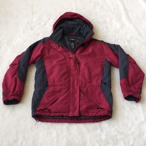 L.L. Bean winter Jacket Women's size small Petite